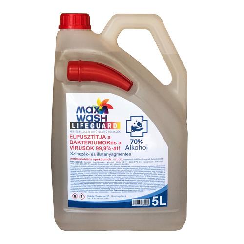 Cană de dezinfectant