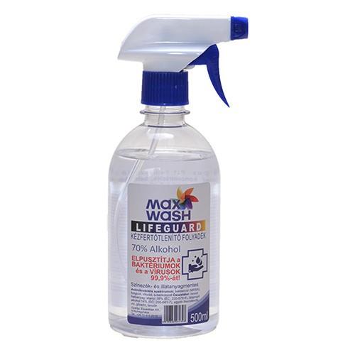 dezinfectant pentru mâini cu cap de pulverizare